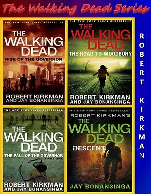 The Walking Dead Series Complete AudioBooks Collection by Robert Kirkman