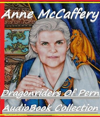 Dragonriders Of Pern AudioBook Collection by Anne McCaffery