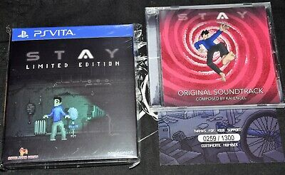 STAY PSVita Limited Edition NO GAME