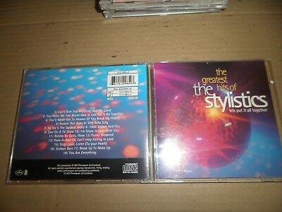 The Stylistics : The Greatest Hits Of: Lets Put It All Together CD (1999)