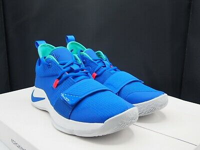 check out 339cd 32b36 NIKE PG 2.5 Fortnite Mens Size 9.5 Basketball Shoes Racer ...