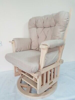 Wondrous Cosatto Nursing Gliding Chair And Stool Excellent Condition Ibusinesslaw Wood Chair Design Ideas Ibusinesslaworg