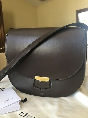 28de71b7a AUTHENTIC BRAND NEW Celine Small Trotteur bag come with tags and ...