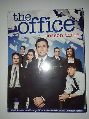 THE OFFICE Season 3 DVD Set sealed
