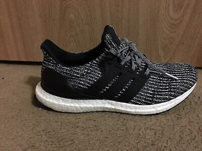 af82958e637 NEW Adidas Ultra Boost 3.0 Grey Three Gray Black White S82023 Men s (Size 9)