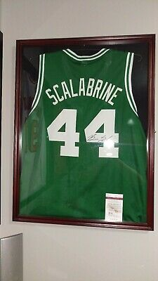 Brian Scalabrine signed Boston Celtics  44 NBA Jersey w  JSA coa basketball  auto 6703b1ee6