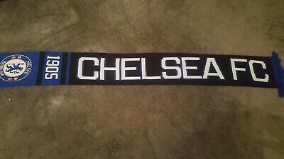 Chelsea v Manchester City Carabao Cup Final 2019 Chelsea scarf