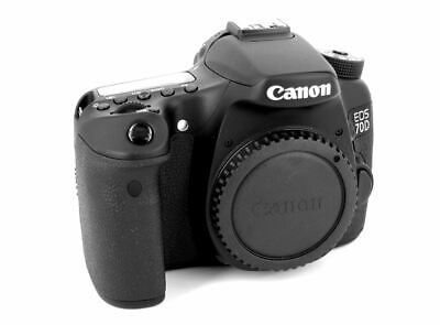 Canon EOS 70D DSLR Body Only - Pre-Owned Grade A