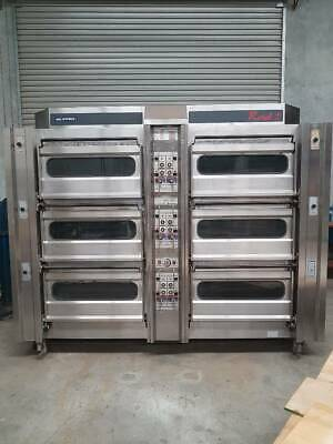 Commercial baking oven Rotel 11