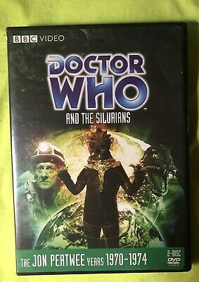 Doctor Who: Doctor Who and The Silurians (Story 52) Jon Pertwee