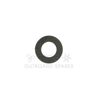 10 x Mercury Tohatsu Lower Unit Drain Screw Washer for Outboards (#332-60006-0)