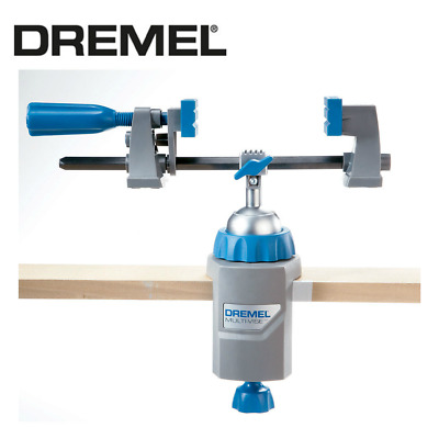 Dremel 2500-01 Removable Cushioned Clamp Rotary Tool Multi-Vise 26152500JB