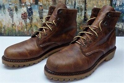 10d80bd1459 NEW!! WOLVERINE 'DUVALL 1000 Mile' Mens Tan Leather Boot 11M $375 ...