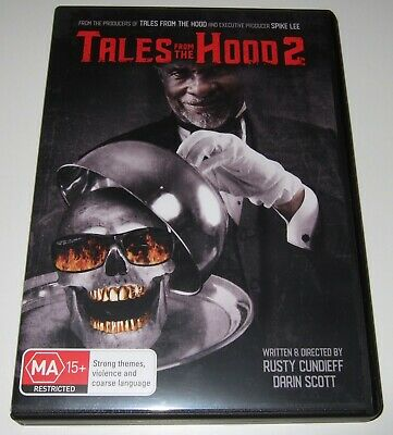Tales From The Hood 2 (DVD, 2018)