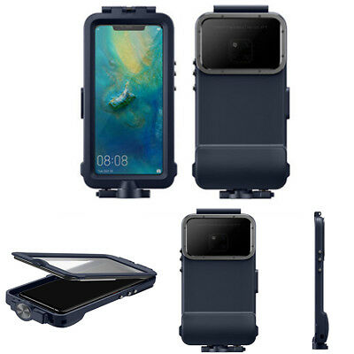 Official Original Waterproof Swimming Diving Case Cover For HUAWEI Mate 20 Pro
