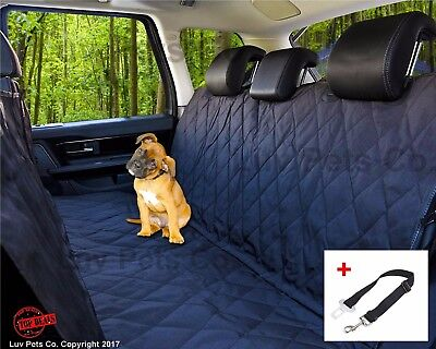 Back Seat Covers For Dogs Large Cover Rear Bench Truck Suv Heavy Duty Waterproof