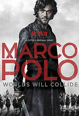 Marco Polo Worlds Will Collide The Complete First Season DVD