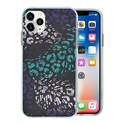 Silicone Phone Case Back Cover Animal Print Pattern - S9957