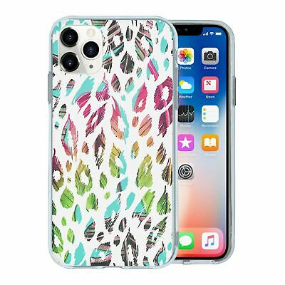Silicone Phone Case Back Cover Animal Print Pattern - S9956