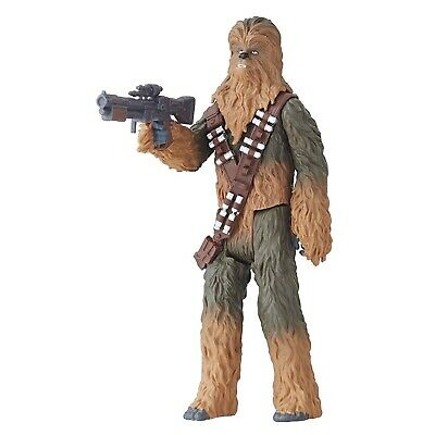 """Star Wars Force Link 2.0 Solo Movie Chewbacca 3.75"""" Figure LOOSE"""