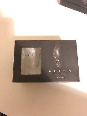 Collectibles Alien Covenant Shot Glasses Boxed Gift