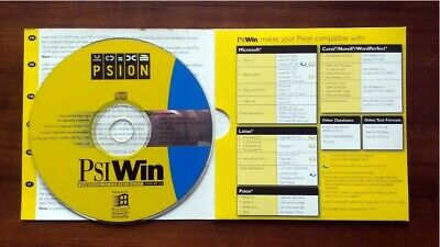 PSI WIN 2.0 Software CD for Psion Series 5 (2905-0132-01)