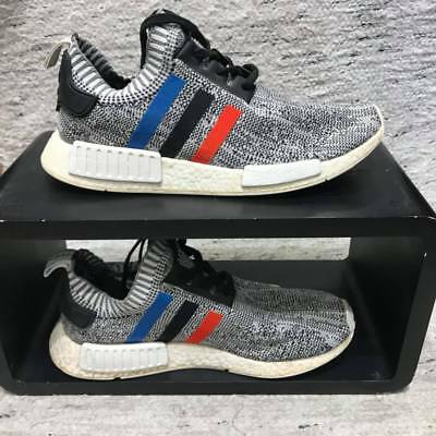 outlet store 4b818 a63d7 BEAUTIFUL ADIDAS NMD R1 Tri Color Stripes White, BB2888, 10 1/2 US / 44 2/3  EU