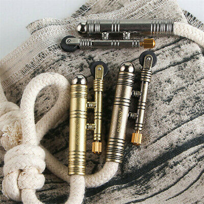 Sailors Windproof Trench Sheppard's Lighter WWII Lighters Rope Gift Army-Navy