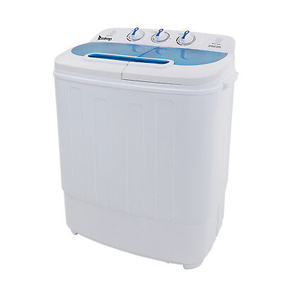13lbs Portable Washing Machine Mini Washer Spin Dryer Best Price