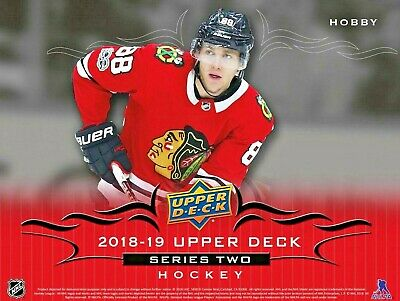 2018-19 Upper Deck YOUNG GUNS Series Two (2) ROOKIES: U-Pick from List