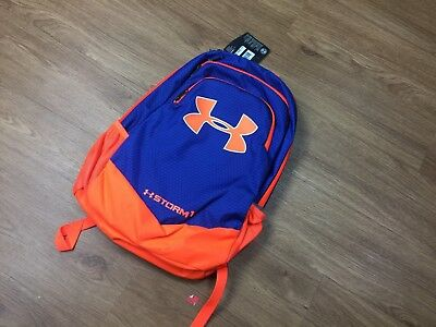 a80b976cfbe9 UNDER ARMOUR BOYS Storm Scrimmage Backpack 1277422 Nwt -  40.00 ...