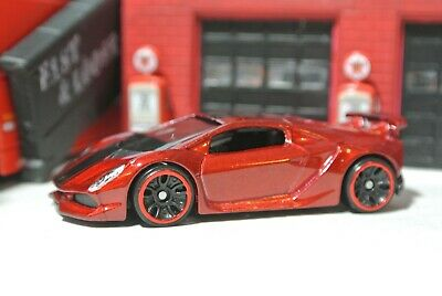 Contemporary Manufacture Hot Wheels Lamborghini Sesto Elemento