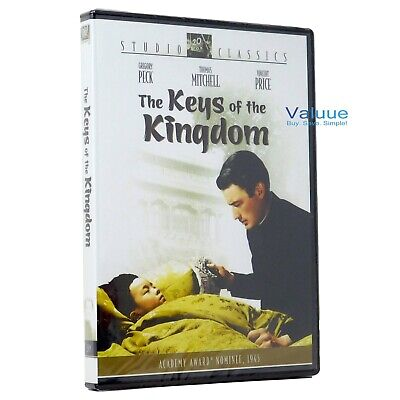 The Keys of the Kingdom DVD Brand New sealed Full Screen Free Fast Shipping