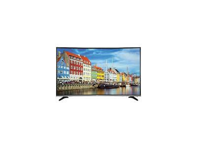 "Bolva 55"" 4K UHD HDR LED Curved Smart TV"