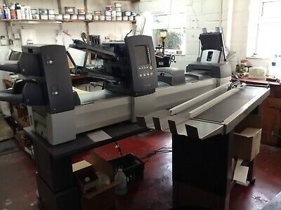 Pitney Bowes Relay 8000 Inserter and Mailing Machine