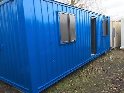 24ft x 20ft modular building 2 bay/can be changed to 24x30ft with added bay