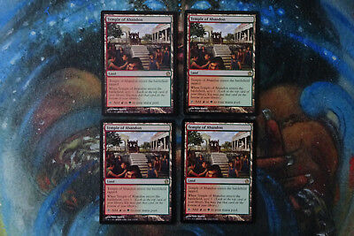 NM Champions of Kamigawa Honor-Worn Shaku x4 4x