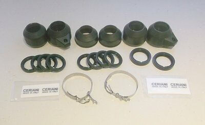 Ceriani fork dust seal covers 35mm & 38mm versions choose from options
