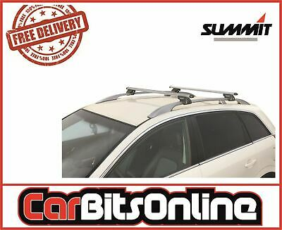 13-17 Pair of Roof Bars 5Door Roof Bars To Fit Ford Kuga Ii