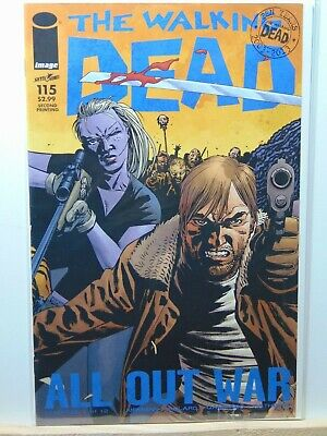 The Walking Dead #115 Variant Cover Image Comics CB8041