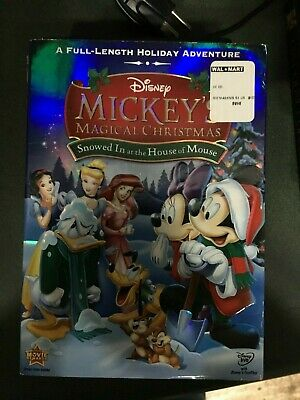 Mickeys Magical Christmas Snowed In At The House Of Mouse.Mickey S Magical Christmas Snowed In At The House Of Mouse Disney Movie Dvd