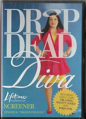 Drop Dead Diva (Dvd, 2009) Brand New Sealed!