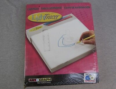 NEW Artograph Light Tracer Light Box 10x12 inch SEALED