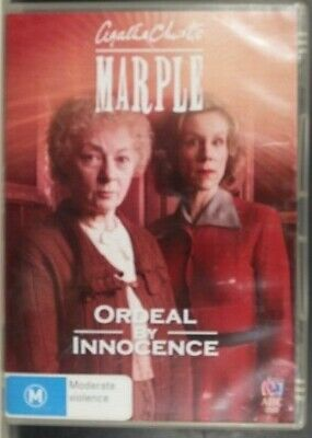 Marple Ordeal By Innocence - Murder Mystery - Pre-Owned (R4) (D283)