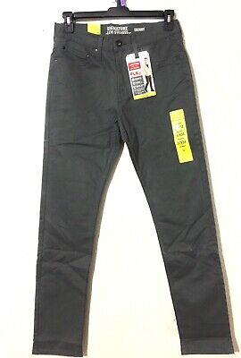 9879f68a66f SIGNATURE BY LEVI Strauss & Co. Mens Skinny Fit Jeans Size 32X34 ...