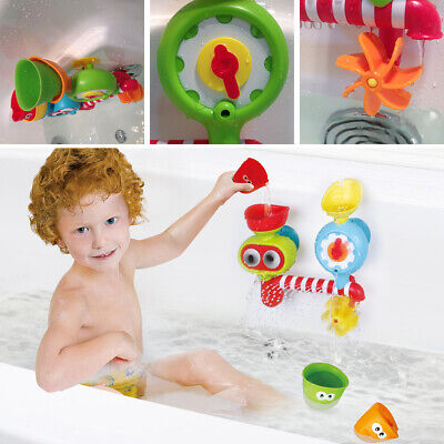 Bath Swim Toy Water Whirly Wand Cup Beach Toy For Toddler Baby Play Toy Funny UK