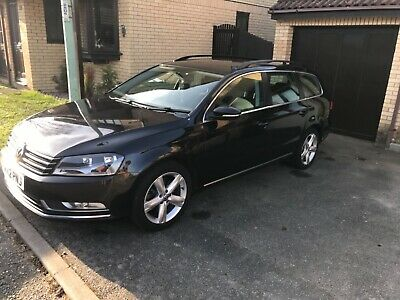 Vw passat estate 1.6tdi se