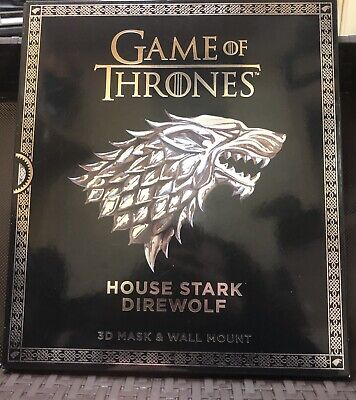 Game Of Thrones House Stark Dire Wolf