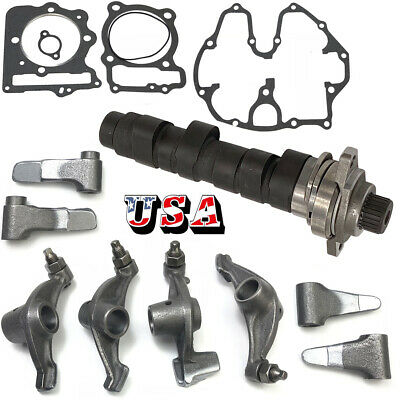 85mm Head Gaskets + Cam Camshaft + Rocker Arm Sets For Honda XR400R 1996-2004