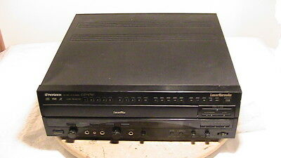 Pioneer CLD-V710 CD CDV LD Player LaserKaroake Laser Disc player